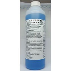 Liquido per disinfezione in...